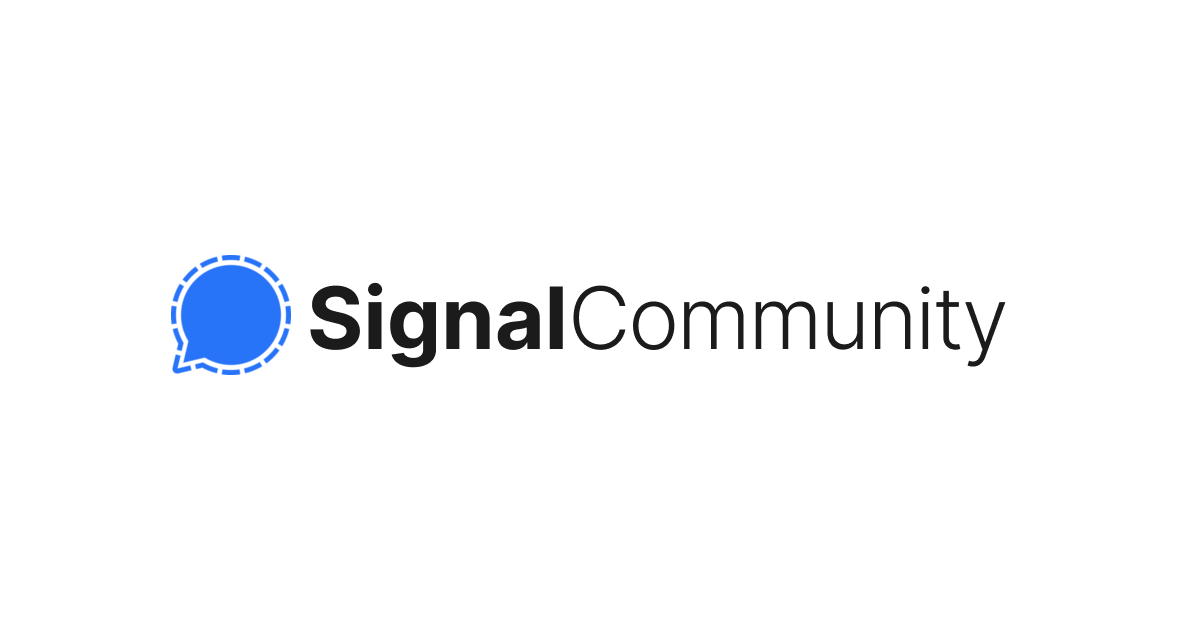 community.signalusers.org